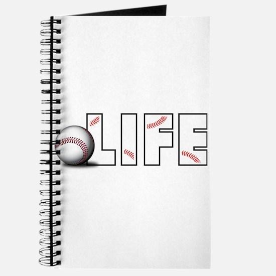 Baseball Life Journal