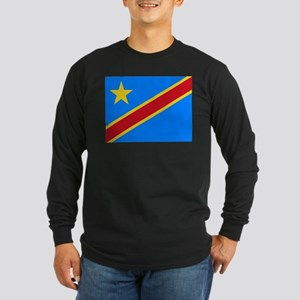 DOMINICAN REPUBLIC OF THE CONG Long Sleeve T-Shirt