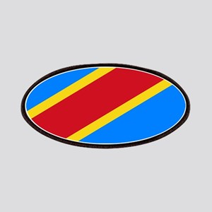 DOMINICAN REPUBLIC OF THE CONGO FLAG Patch