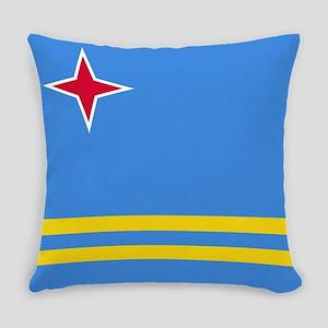 ARUBA FLAG Everyday Pillow