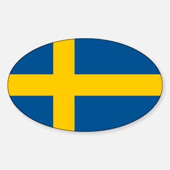 SWEDEN Decal