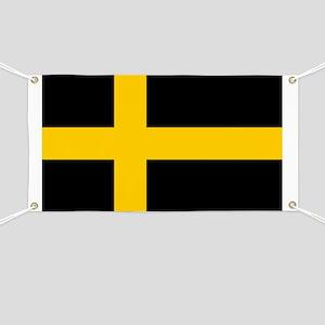 wales nordic cross Banner