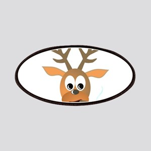 Deer with Cigar Patch