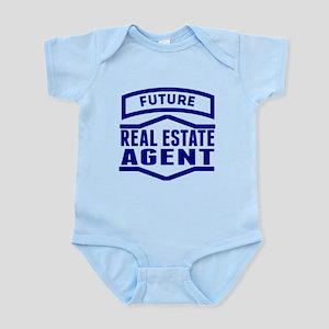 Future Real Estate Agent Body Suit
