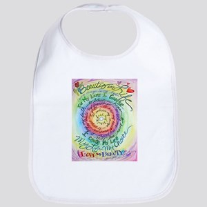 Beauty in Life Cancer Support Poem Bib
