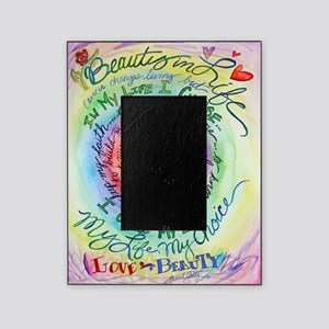 Beauty in Life Cancer Support Poem Picture Frame