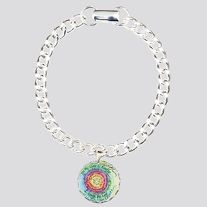 Beauty in Life Cancer Support Poem Bracelet