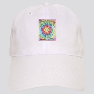Beauty in Life Cancer Support Poem Baseball Cap