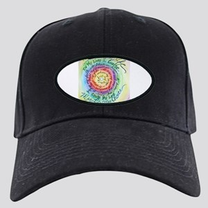 Beauty in Life Cancer Support Poem Baseball Hat