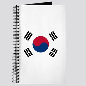 south korea flag Journal