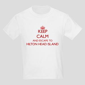 Keep calm and escape to Hilton Head Island T-Shirt