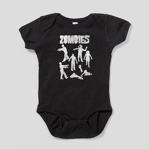 Zombies Baby Bodysuit