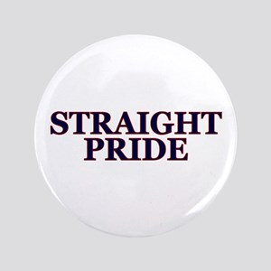 Proud Straight Pride Button