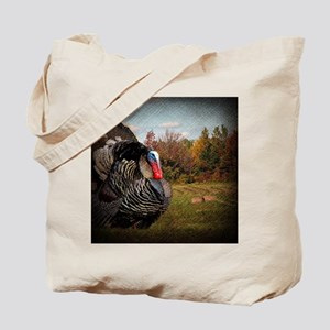 autumn landscape country turkey Tote Bag