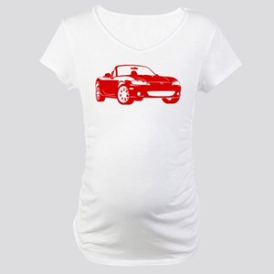 NB Red Maternity T-Shirt