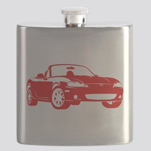 NB Red Flask