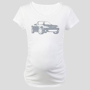 NB Silver Maternity T-Shirt