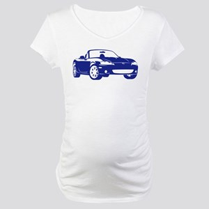 NB Blue Maternity T-Shirt
