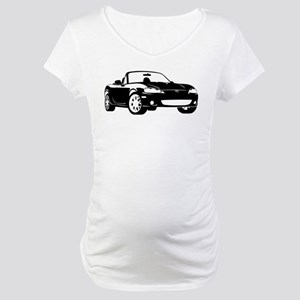 NB Black Maternity T-Shirt