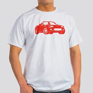 NC 1 Red Miata Light T-Shirt