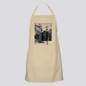 vintage church street light Apron