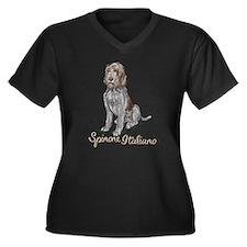 Spinone Italiano Plus Size T-Shirt