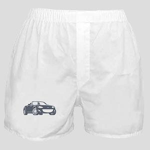 NC 2 Gray Miata Boxer Shorts
