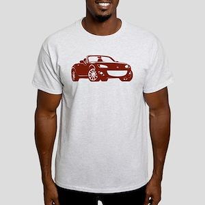 NC 2 Copper Miata Light T-Shirt