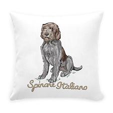 Spinone Italiano Everyday Pillow