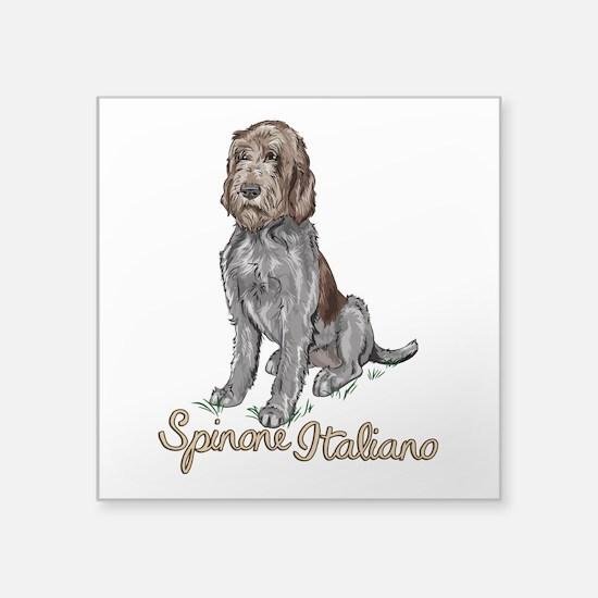 Spinone Italiano Sticker