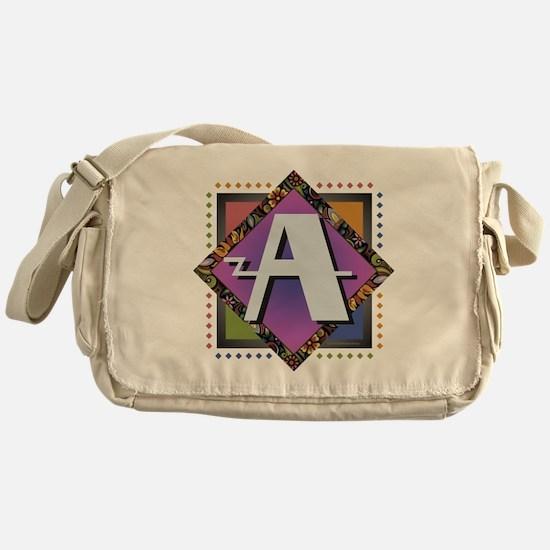 Unique Abagail Messenger Bag