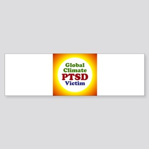 Global Climate PTSD Victim Bumper Sticker