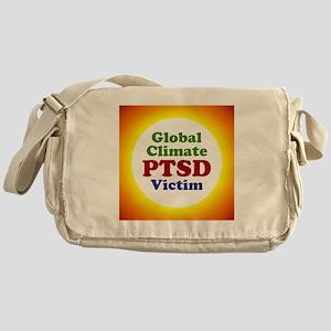 Global Climate PTSD Victim Messenger Bag