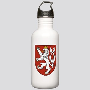 Coat of Arms czechoslo Stainless Water Bottle 1.0L