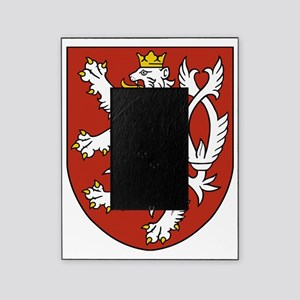 Coat of Arms czechoslovakia Picture Frame
