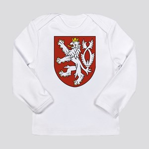 Coat of Arms czechoslovakia Long Sleeve T-Shirt