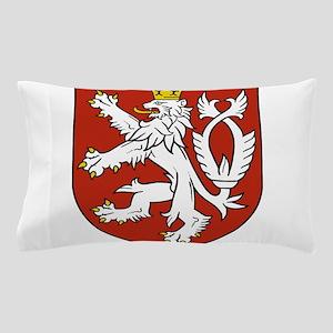 Coat of Arms czechoslovakia Pillow Case