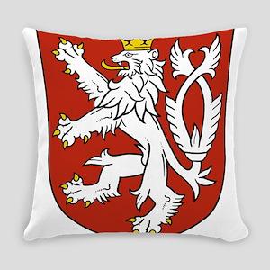 Coat of Arms czechoslovakia Everyday Pillow