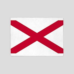 North Ireland St Patricks 5'x7'Area Rug