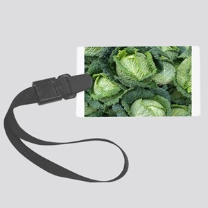 cabbages Luggage Tag