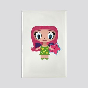 Fairy Twinkle Dust Rectangle Magnet