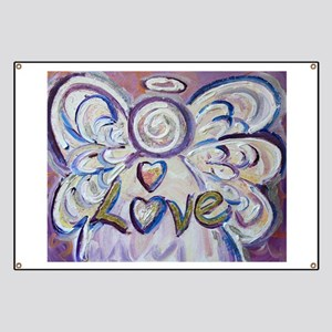 Love Angel Banner