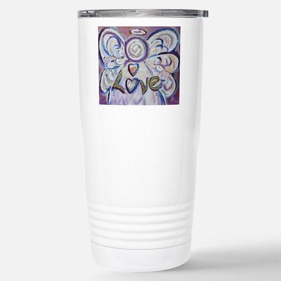 Love Angel Travel Mug