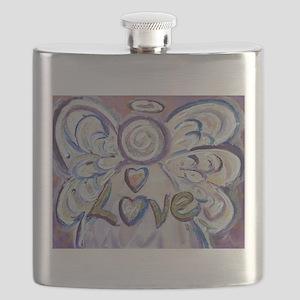 Love Angel Flask