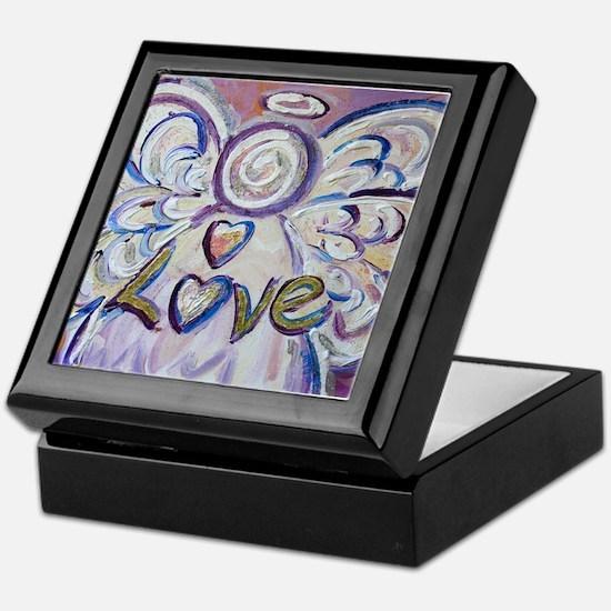 Love Angel Keepsake Box