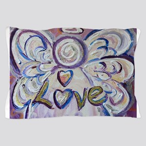 Love Angel Pillow Case