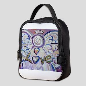 Love Angel Neoprene Lunch Bag