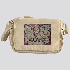 Love Angel Messenger Bag