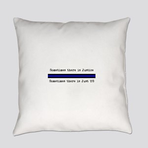 Justice_Just Us Everyday Pillow