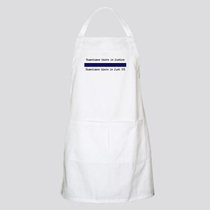Justice_Just Us Apron